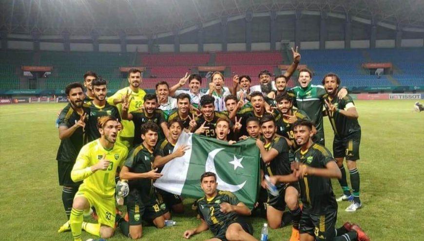 Paquistão conquista vitória histórica após 44 anos de Jogos Asiáticos