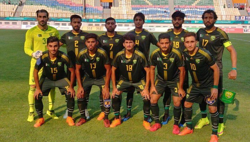 Seleção do Paquistão vence primeiro jogo na SAFF SUZUKI CUP