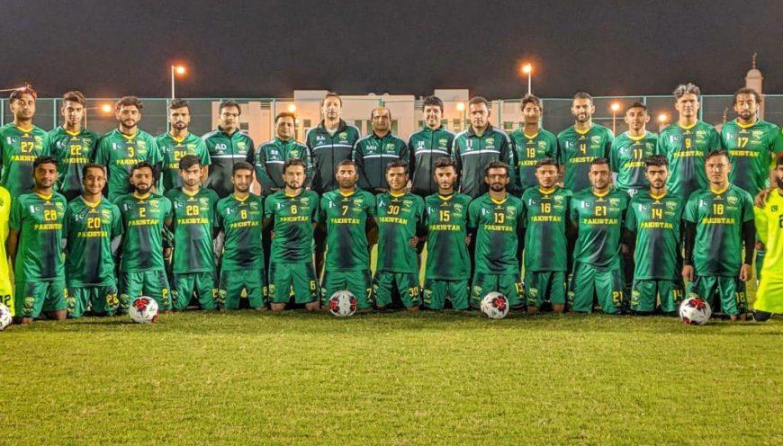 Seleção Paquistão – período de treinos e amistosos em Doha