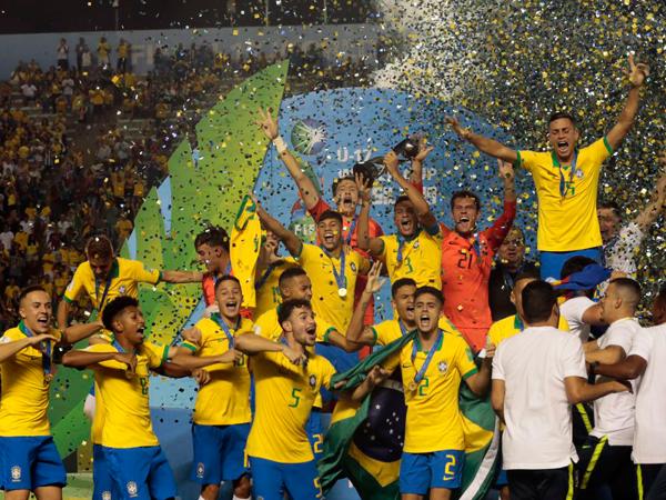 O Tetra Campeonato da Seleção SUB 17 – Vitória para ser entendida